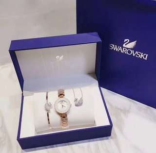 Swarovski Watch Set