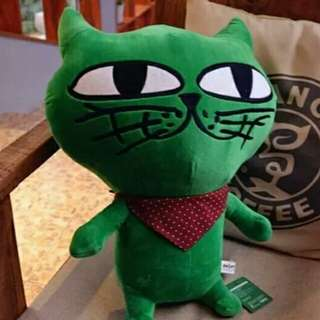 Taecyeon Okcat Pillow Toy
