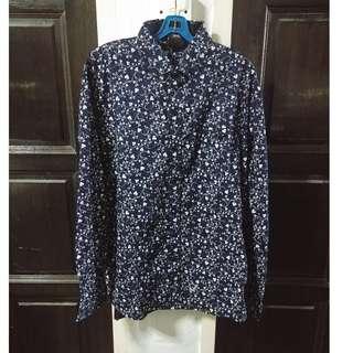 floral shirt ( brand new , xxxl slim fit  / normal xl fit  )
