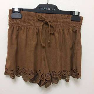 (AU 6) Cute felt shorts