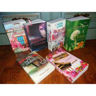 PL Malay Novels (Drama/Telemovie)