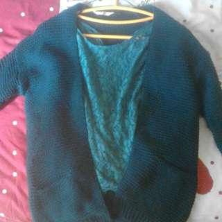 Korean Knit Outer