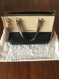 MARC by Marc Jacobs colorblock satchel