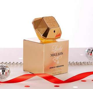 Parfume Lady million 100ml (segel)