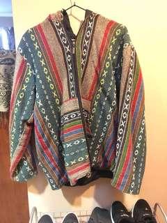 Hippy jacket super warm