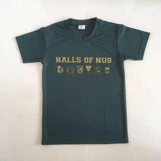 nus raffles hall shirt honus tee