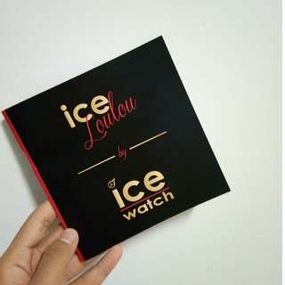 ice Watch to let go.