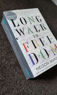 Nelson Mandela biography Long Walk to Freedom