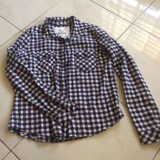 Authentic Bluenotes Flannel