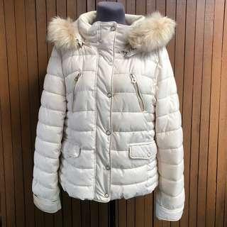 🌟 BRAND NEW ZARA TRAFALUC Hooded Insulated Puffer Jacket