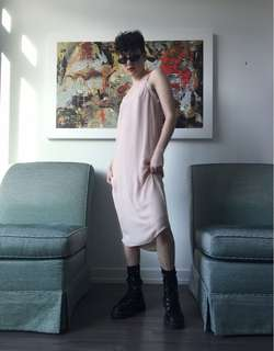 Aritzia Babaton Slip Dress