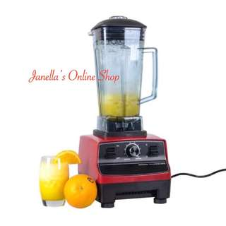 Best Commercial Blender Mixer with Ice Crusher (Black)