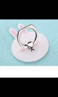 Line Friends Cony Rabbit Phone Finger Ring Holder 兔兔手機指環扣支架