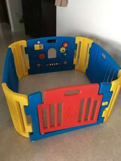 Haenim play pen FREE DELIVERY