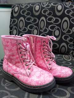 Barbie boots for girls