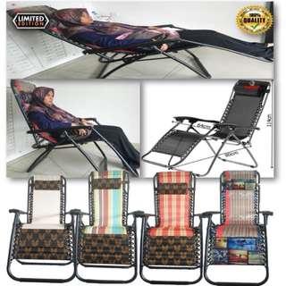[FREE POSTAGE SM] Kerusi malas/ lazy chair zero gravity