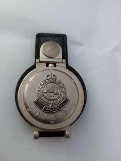 絕版1997年皇家香港警察陀錶