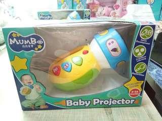 Mumbo baby light projector
