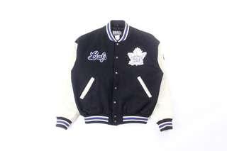 Vintage Maple Leafs Bomber