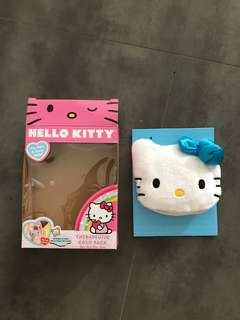 Hello Kitty Therapeutic Cold Pack
