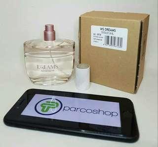 Parfum women secret dreams original 100 % tester + box