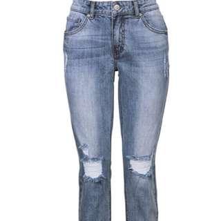 Decjuba Brodie jeans size 8