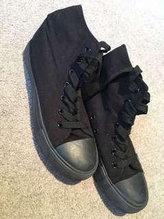 Rubi shoes fake converse
