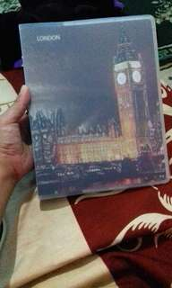 Binder note london