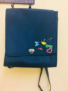 Mary Kay Cute Patches Backpack