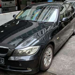 BMW 320 E90