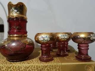 Set bohemia boro