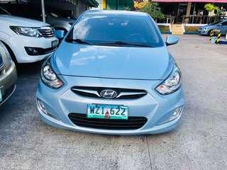 Hyundai accent 2013 crdi