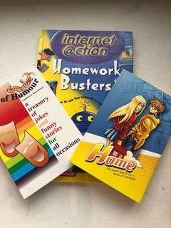 Assorted Children's Books 3 for $6