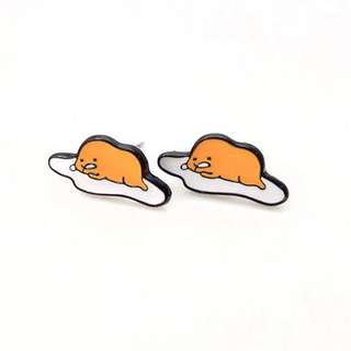 Sanrio Gudetama Earrings
