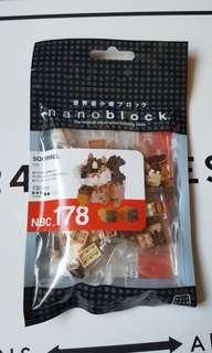 nanoblock - Squirrel