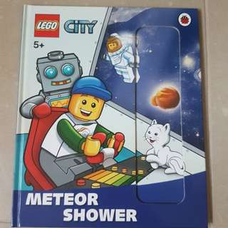 Lego city book - meteor shower