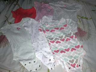 take all  6pcs carters pambahay 9 months