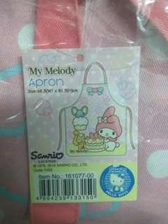 My melody 圍裙