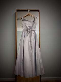 Bridesmaid dress (off shoulder)