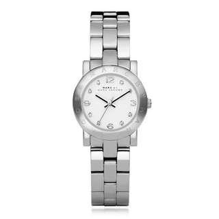 Marc Jacobs Silver Steel Women's watch