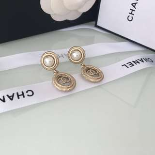 Chanel Fashion Earrings