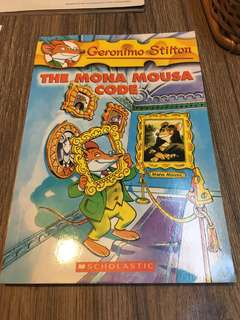 Geronimo Stilton - The Mona Mousa Code