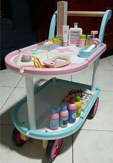 Medical Toy Cart