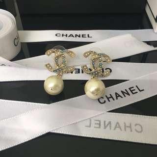 Chanel Fashion Earrings
