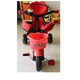 kids Tricycle -  Suntrike (2-5 yrs)