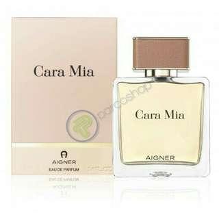 Parfum etienne aigner cara mia original 100 % box + segel