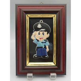 香港警察~ Hong Kong Police 掛件