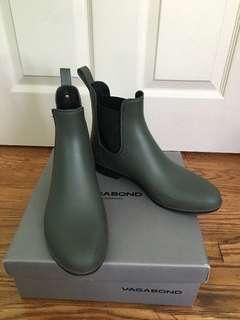 Sam Edelman Olive Rubber Rainboot size 9