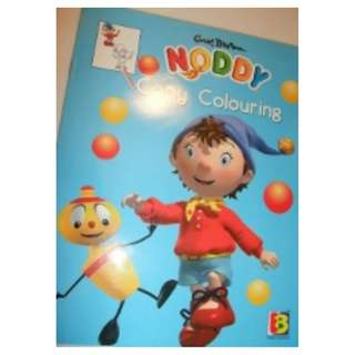 4 Noddy Books