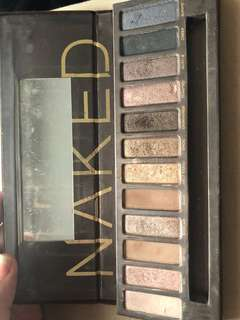 Authentic Naked 1 palette